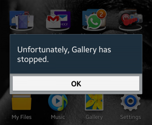 "How To Fix 'Unfortunately Gallery Has Stopped"" On Samsung Galaxy S8"