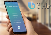 Bixby Voice commands