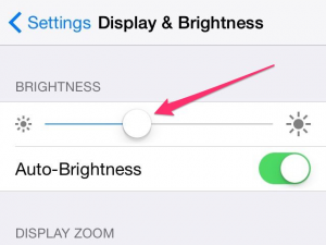 how to calibrate iphone