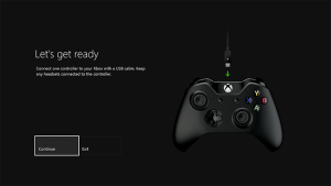 xbox one Update via USB