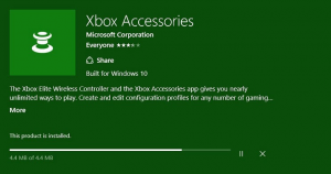 Xbox Accessories app on your PC for Xbox one controller to upgrades.