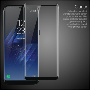olixar screen protector s8