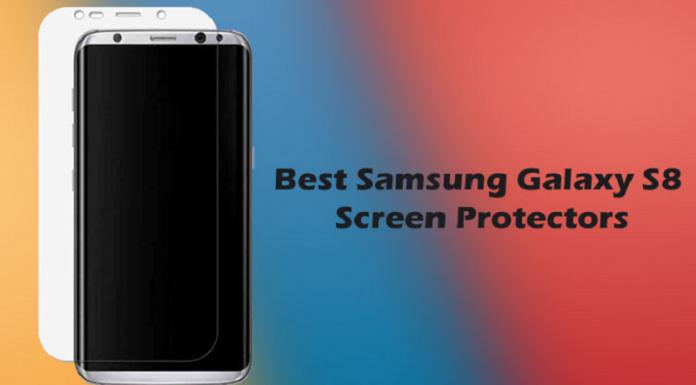 Galaxy S8 Plus Screen Protector