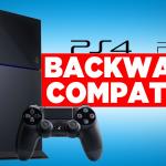 PS4 Backwards Compatibility