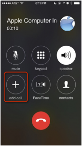 How to Conference Call on iPhone