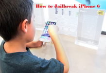 how to Jailbreak iPhone 6