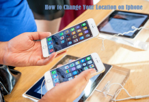 How to Change Your Location on Iphone