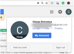 Gmail Account