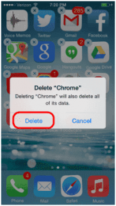How to Delete Apps From iPhone