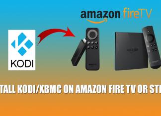 how to install kodi on amazon fire tv