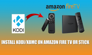 how to install kodi on amazon fire tv