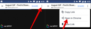 download gif from facebook on android