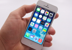 hide apps on your iPhone running on iOS 9.3