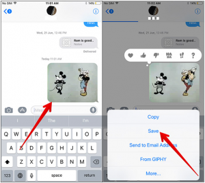 How to Save and View GIFs on iPhone