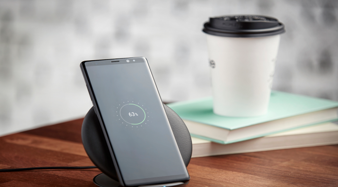 best wireless charger for Samsung Galaxy Note 8.