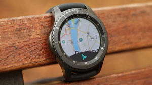HERE WeGo app for gear s2