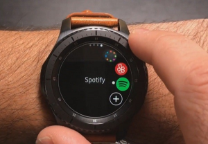 Spotify  for gear s2
