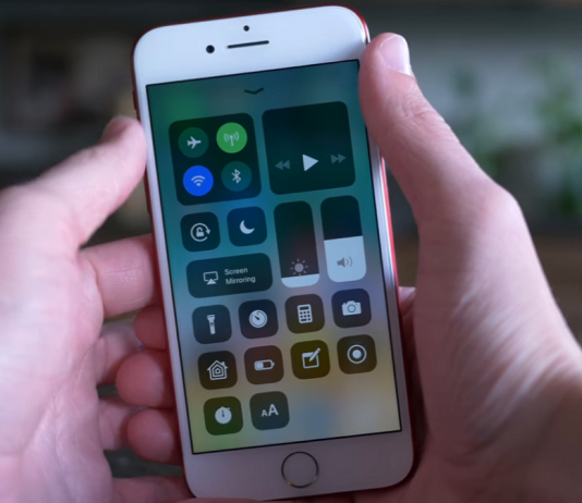 How to Record your iPhone Screen in iOS 11