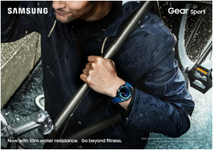 Samsung Gear Sport Specifications