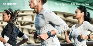 Gear Sport, Gear Fit2 Pro, Gear IconX