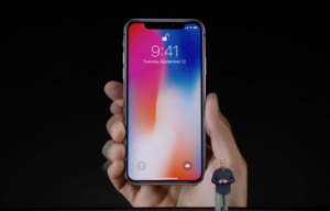 iPhone X No Home Button