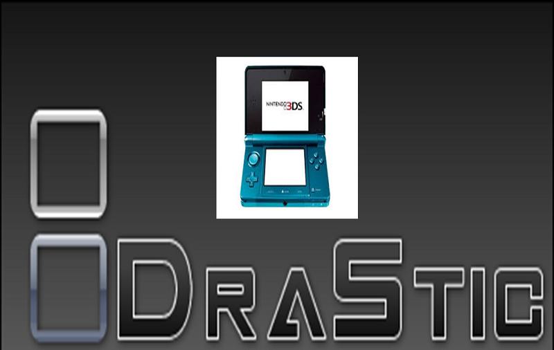 drastic 3ds emulator apk download for android