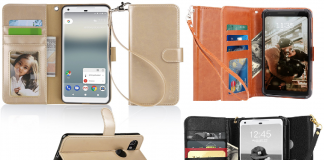 10 Best Google Pixel 2 XL Wallet Cases