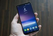 How to Enable the LG V30 Always-On Display