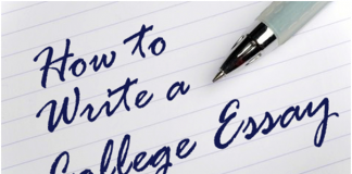 Some Crucial Points of Writing Essay