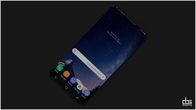 NEW CONCEPT OF SAMSUNG GALAXY S9