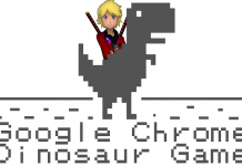 Google Dinosaur Game
