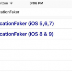 Hits to Fake Your Location on iPhone
