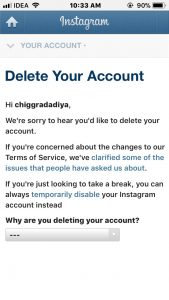 How to Delete Instagram Account on Android, iPhone, and Computer