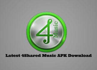 Latest 4Shared Music APK Download For Android 2017