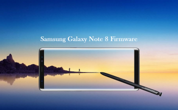 Download the Galaxy Note 8 Firmware and Update your device