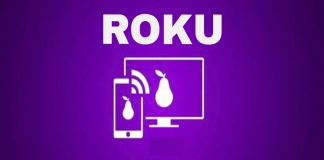 Screen mirroring Roku