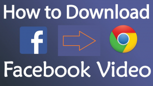 How to Save Videos from Facebook