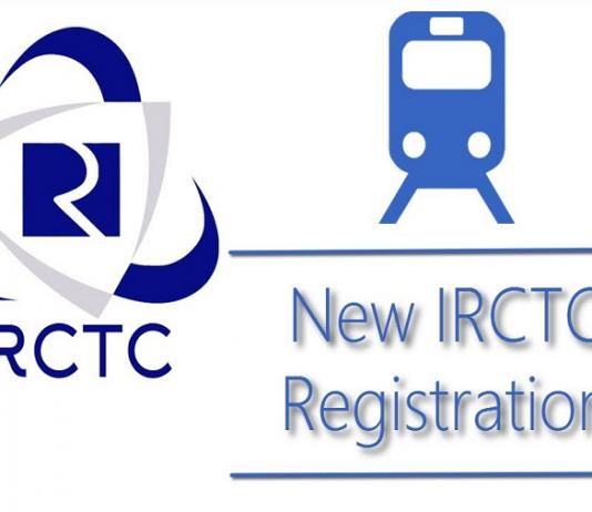 IRCTC Registration