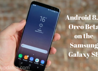 Android 8.0 Oreo Beta on the Samsung Galaxy S8