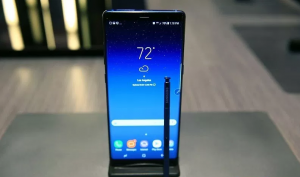 How to Reset a Galaxy Note 8