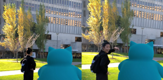 How to use AR mode in Pokémon Go