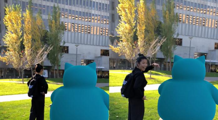 How to use AR mode in Pokémon Go