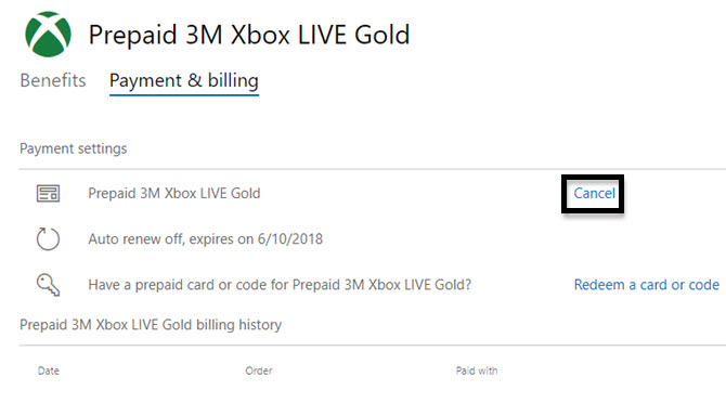 Here's How to cancel an Xbox Live Gold subscription on Xbox One