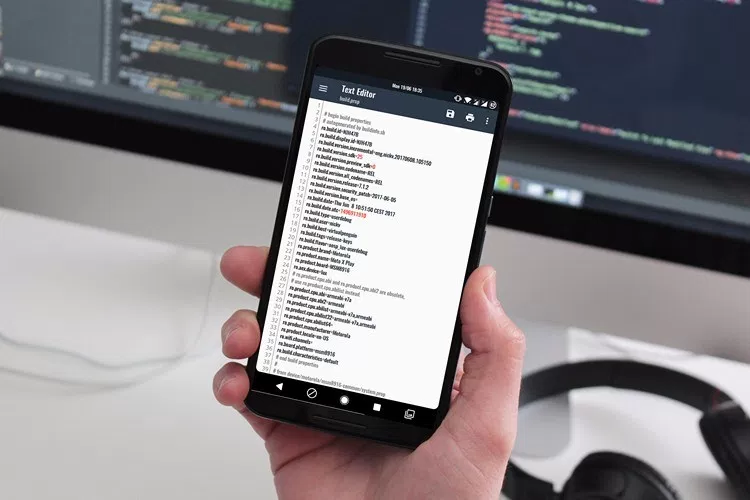 2 Ways to edit Build.prop file on android device