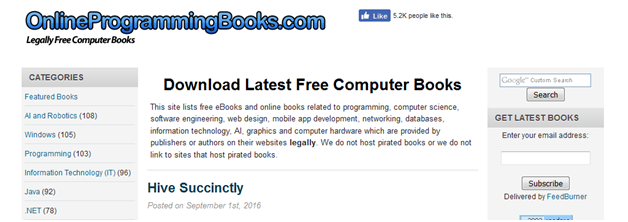 best ebook torrenting sites