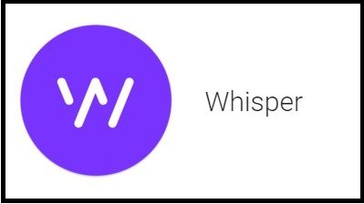 Download Whisper For PC Windows [APK]