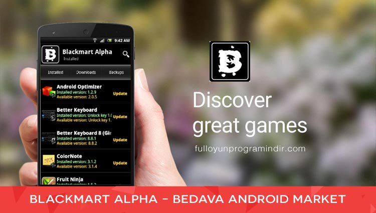 Blackmart Alpha Apk: Download and Install