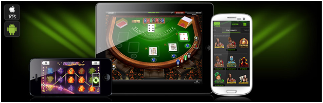 Mobile Functionality and Casino Games