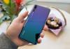 Huawei Attacks Smartphone World with Three New Phones