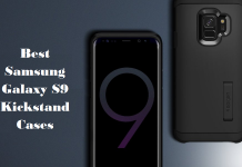 Best Samsung Galaxy S9 Kickstand Cases
